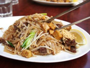 Read more about the article Thai Fried Noodle